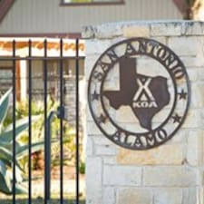 Nutzerprofil von Alamo Kampgrounds Inc
