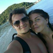 Профиль пользователя Julia&Roman