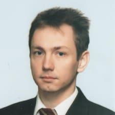 Perfil do utilizador de Paweł