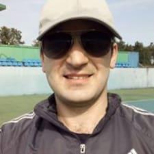Irakli User Profile
