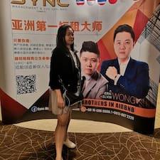 Weileng felhasználói profilja