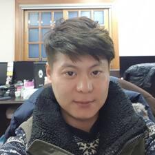 Användarprofil för 정민