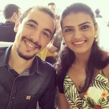 Gessica Alves felhasználói profilja