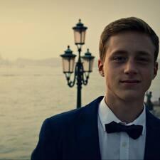 Профіль користувача Frederik