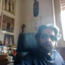 Nando felhasználói profilja