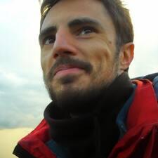 Användarprofil för Federico