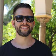 Användarprofil för Josh