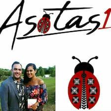 Asotas1 - - Uživatelský profil