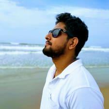 โพรไฟล์ผู้ใช้ Anand BHAGAVADEESHWARAN