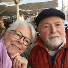Charles & Diane es SuperAnfitrión.