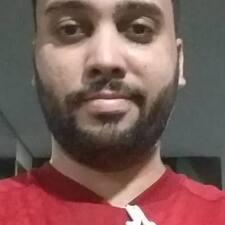 Profil utilisateur de Laércio