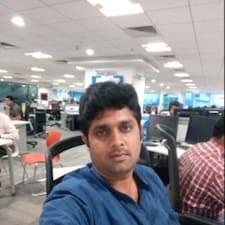 Perfil de l'usuari Anand