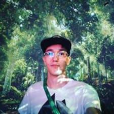 Bekarys felhasználói profilja