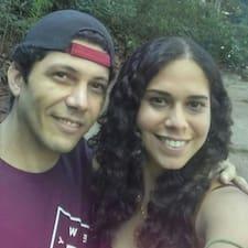 André & Fabiana bir süper ev sahibi.