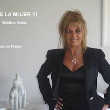 Adela Diana felhasználói profilja