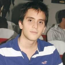 Sebastián的用戶個人資料