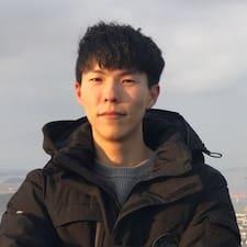 Perfil do usuário de 형빈