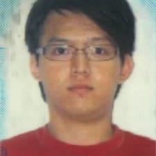 Perfil do usuário de Chee Seng
