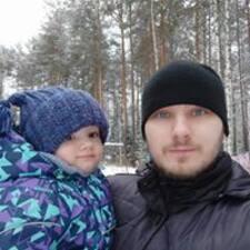 Perfil do usuário de Сергей