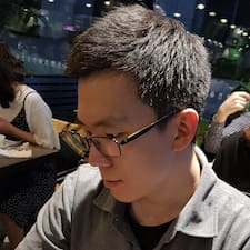 Youngjae felhasználói profilja