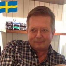 Bengt-Åke felhasználói profilja