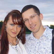 Profil utilisateur de Maksim & Yulia