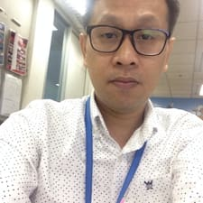 Terapong User Profile