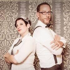 Profil utilisateur de Sarah & Stephan