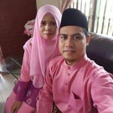 Profil Pengguna Muhammad Arif