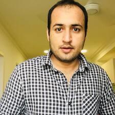 Muhammad felhasználói profilja