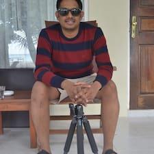 Perfil de usuario de Sandeep