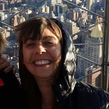 María Paz的用戶個人資料