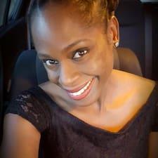 Jeanille felhasználói profilja
