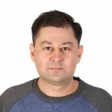 โพรไฟล์ผู้ใช้ Alimzhan