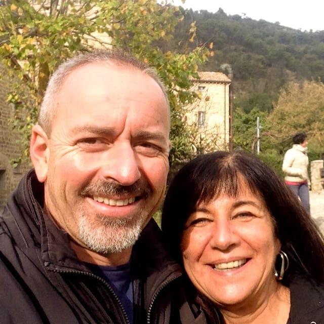 La guida di Simone E Gloria