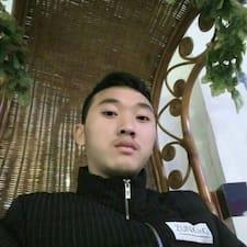 杨意江的用戶個人資料