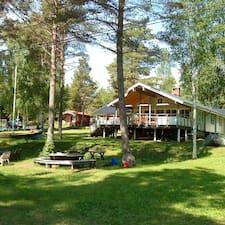 Gebruikersprofiel Bänkåsvikens Sommargård