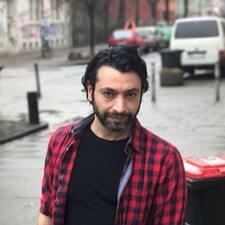 Hüseyin is the host.