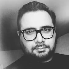 Rudy felhasználói profilja