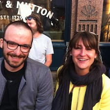 Annette & Romain Brugerprofil