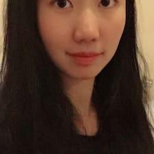 Gebruikersprofiel Ying Yi