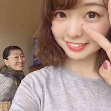 Chiharu - Uživatelský profil