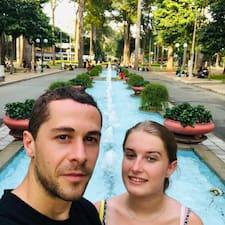 Profil korisnika Sébastien & Ana