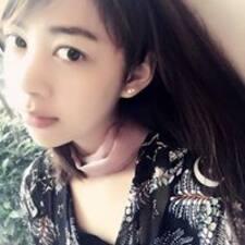 Perfil do utilizador de Yujuan