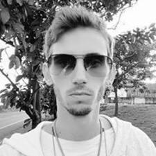 Perfil do utilizador de João
