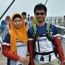Perfil do usuário de Muhammad Syahmi Anat Bin