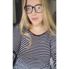 Profilo utente di Taylor