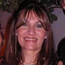 Henkilön Elvira Lucía käyttäjäprofiili