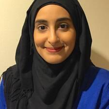 Manar felhasználói profilja