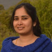 Profil Pengguna Sowmya